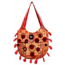 Hand Bag Cotton Tote Shoulder Bag