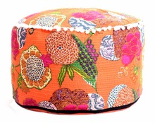 Living Room Decor Seating Pouffe Cover