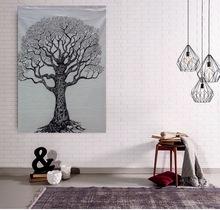 Mandala Tapestry Poster Table Throw