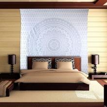 ombra Mandala Tapestry