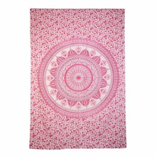 tapestry Ombre Pink Twin