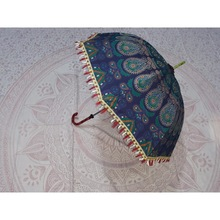 Umbrella Made By Mandala Tapesrty
