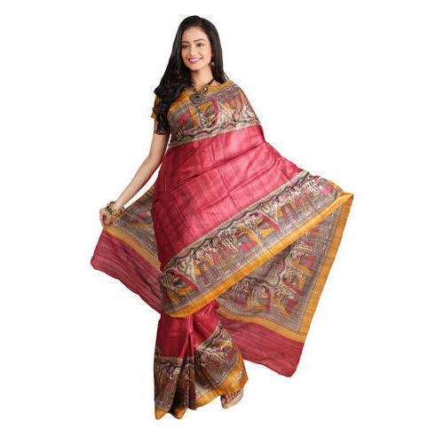 Pure Silk Embroidered Sarees