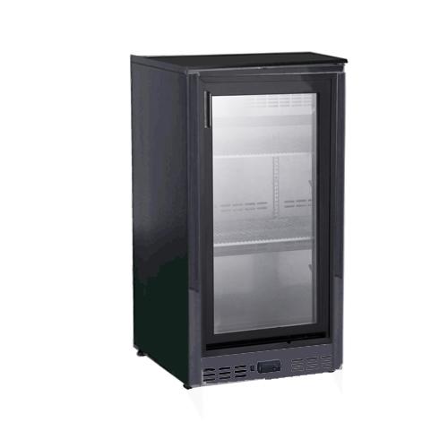 124L 1 Door Fancooling Bar Refrigerator