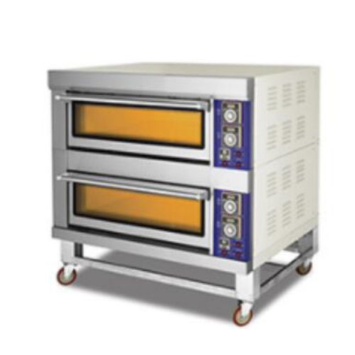 2-Layer 4-Tray Electric Oven
