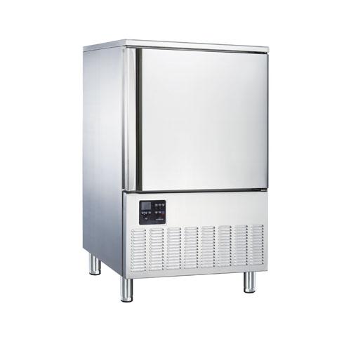 220L 8 Pans Fancooling Blast Freezer