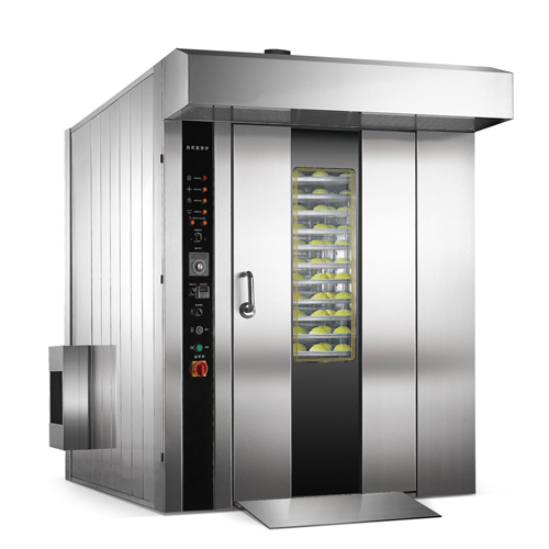 32-Tray Gas Rotary Convection Oven