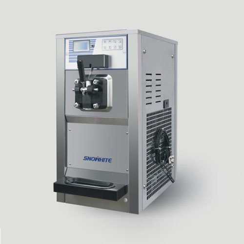36L/h Tabletop Single Flavor Ice Cream Machine
