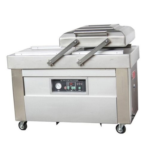 600mm Double-chamber Vacuum Package Machine