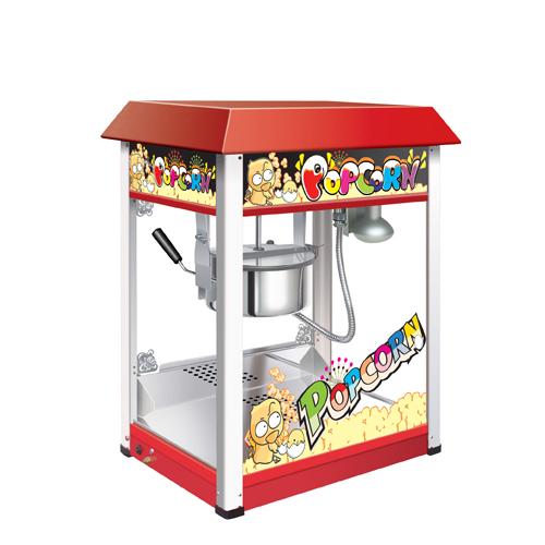 8 Ounces Electric Popcorn Machine