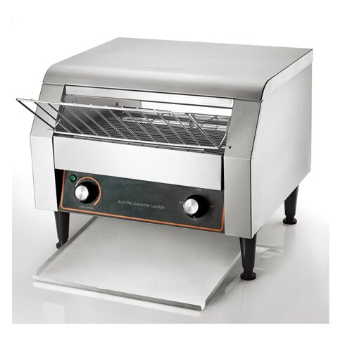 Electric Conveyor Toaster With Mechanical Panel