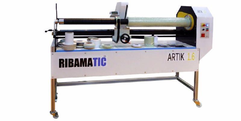 Automatic and Semi Automatic Roll Slitting Machine