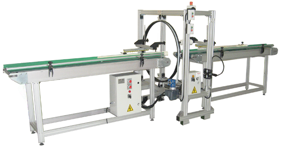 MOTOR PACKAGING MACHINE