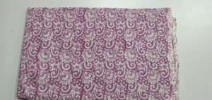Jaipur New Hand Block Floral Fabric India Handmade Cloths Making Fabric 2.5 Yard