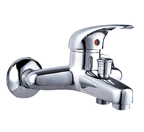 ANBI BATH MIXER BRASS ANGEL SERIES