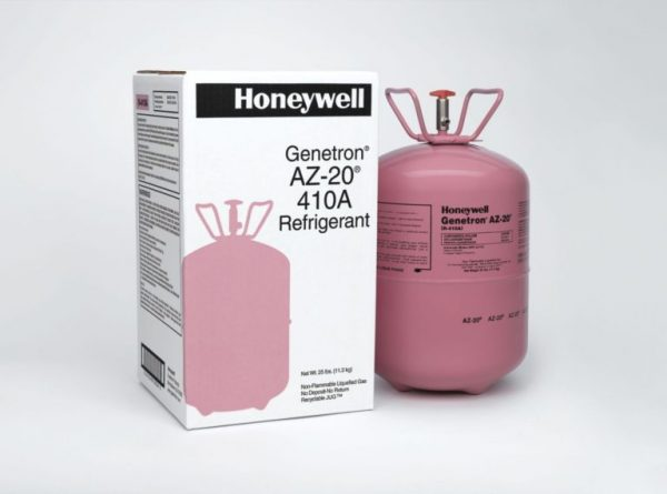 HONEYWELL REFRIGERANT GAS GENTRON