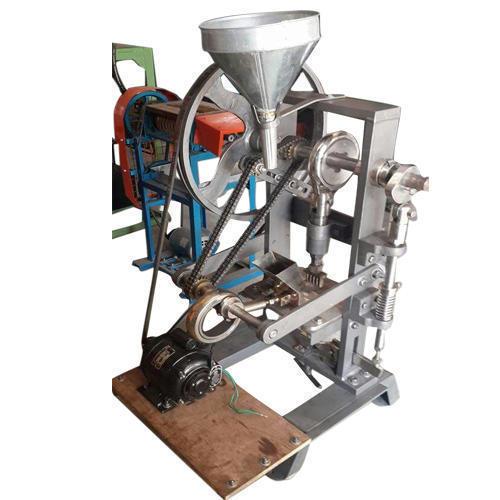 Camphor Tablet and Slab Making Machine