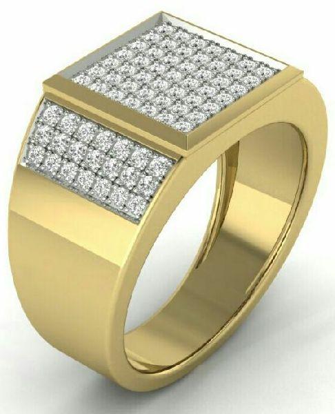 Mens Gold Diamond Rings (Mens Gold Diamond Ri)
