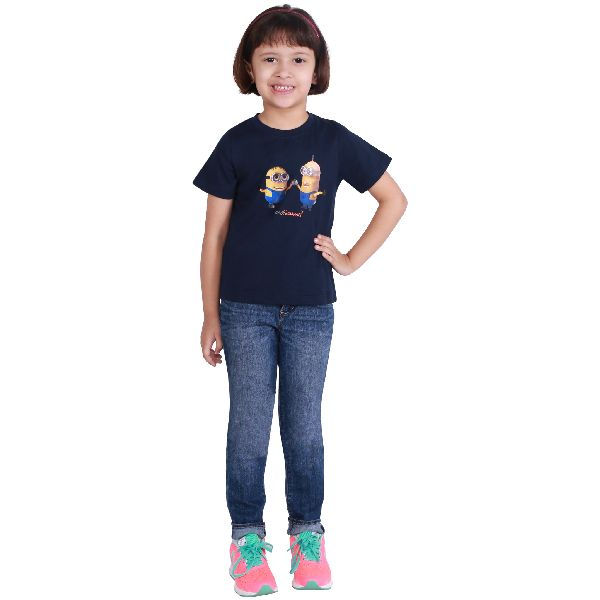 Kids Wear T Shirt (Kids_MN-G)