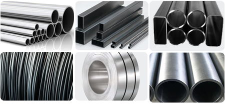 STEEL PIPES AND HOT ROLLED COILS