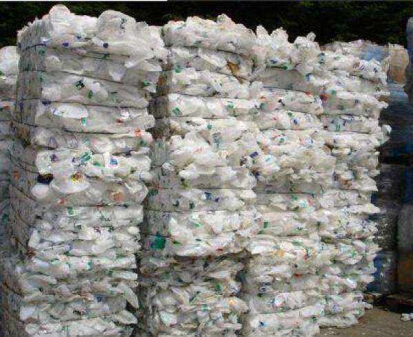 HDPE Milk Bottle Scrap/HDPE Milk Bottle Flakes/HDPE Milk Bottle Regrind (5489989)