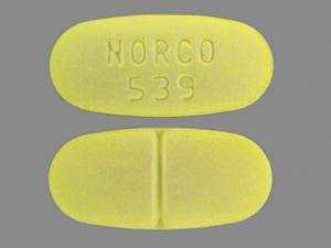 Norco Tablets