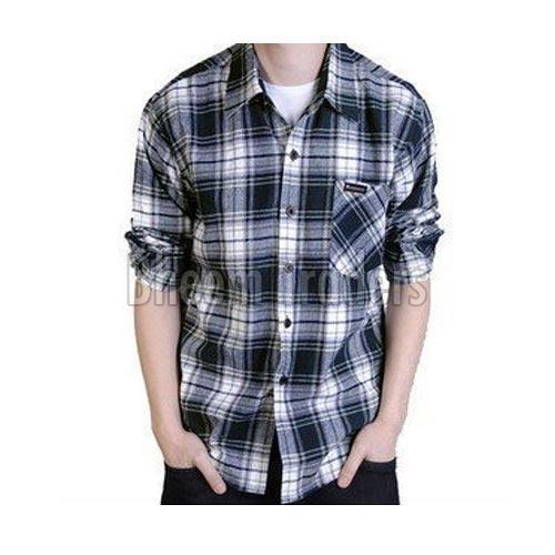 19deadfc Mens Casual Shirts Manufacturer in Siddharth Nagar Uttar Pradesh ...