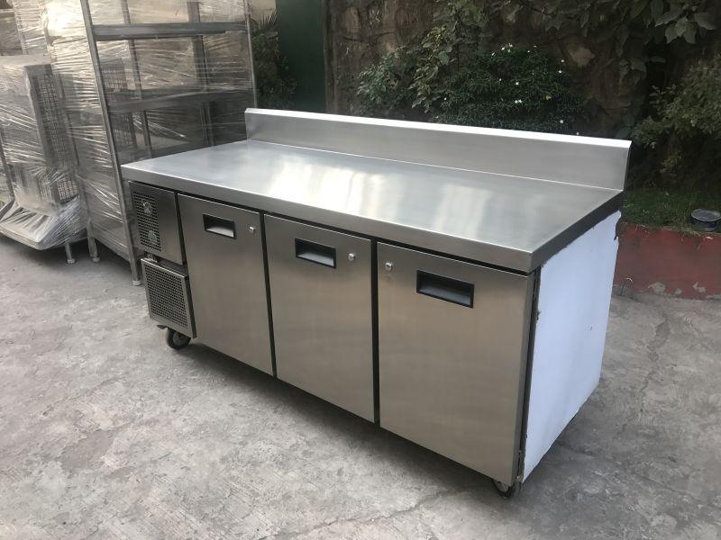 Stainless Steel Undercounter Refrigerator