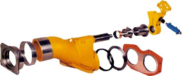 Putzmeister Shotcrete Machine Spare Parts
