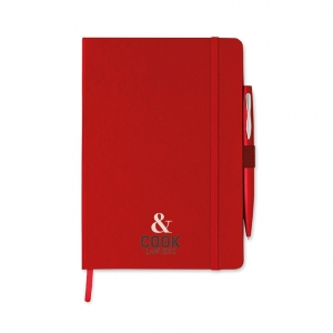 LINED PAGE NOTEBOOK