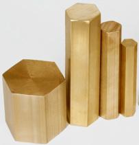 Brass Hexagonal Bar