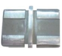 Stainless Steel Square Connector