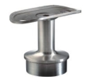 Stainless Steel Straight Saddle