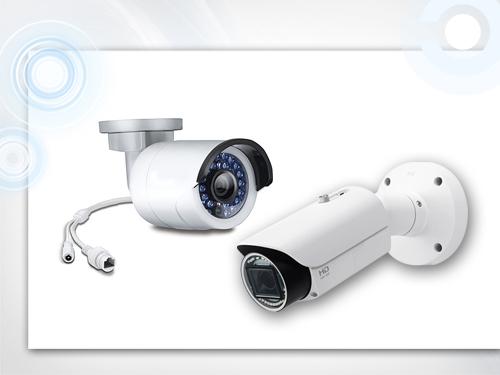 Bullet Camera And Bullet IP Camera