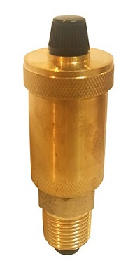 AUTOMATIC AIR VENT BRASS