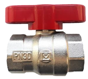 BALL VALVE FULL PORT