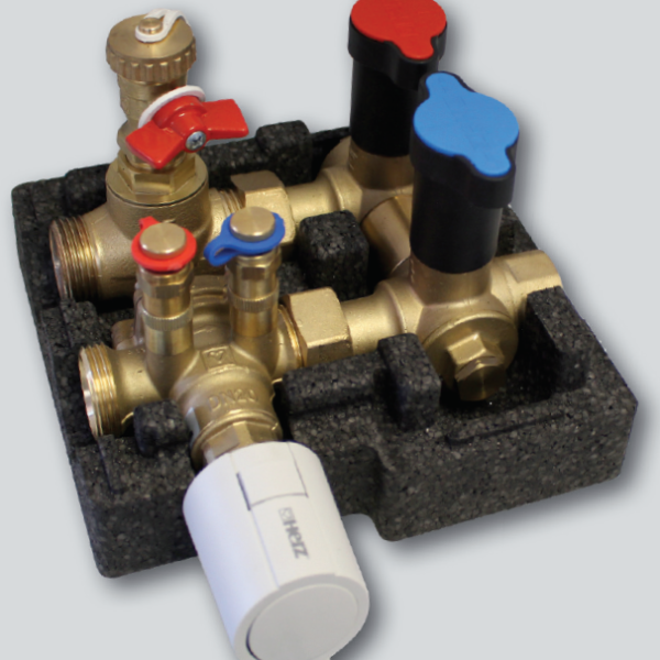 FCU VALVE PACKAGE COMPACT COMMISSIONING