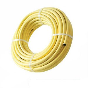 GARDEN HOSE PVC YELLOW