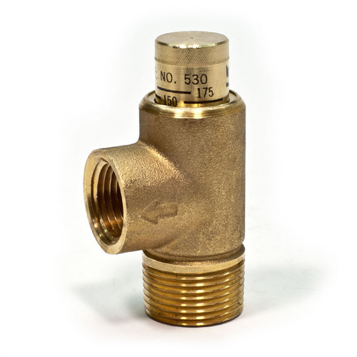 PRESSURE RELIEF VALVE CALIBRATED WATTS