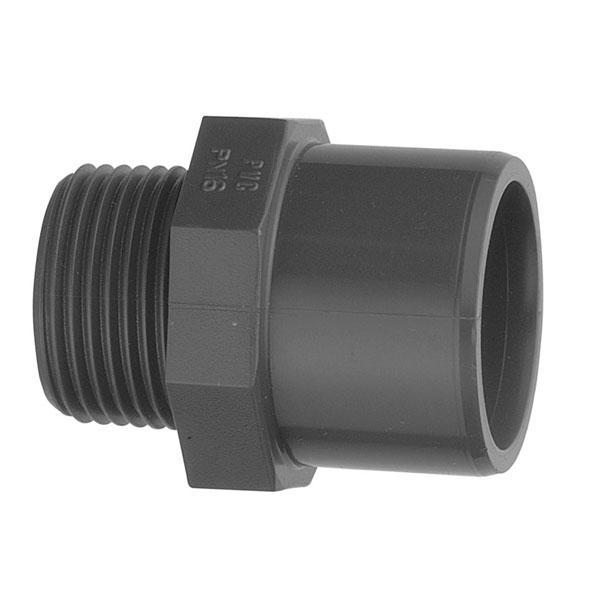 PVC HP MALE SOCKET ADAPTER