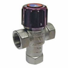 THERMOSTATIC MIXING VALVES WATTS