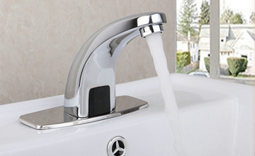 FAUCETS AND FLUSHING SYSTEMS