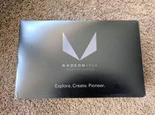 AMD Vega Frontier Edition - 16GB, render + gaming + fastest mining GPU