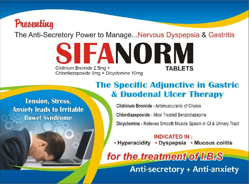 Sifanorm Tablets Manufacturer in Dehradun Uttarakhand India by Pride