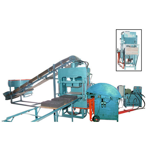 Fly Ash Brick Making Machine Manufacturer Amp Exporters From