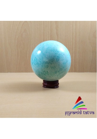 Amazonite Ball (ptr-41)