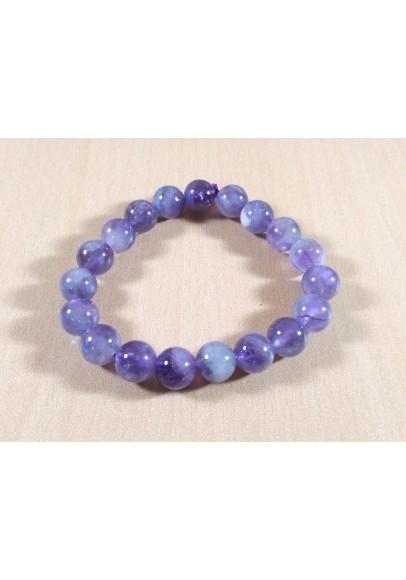 Amethyst Beads Bracelet (ptt-5119)