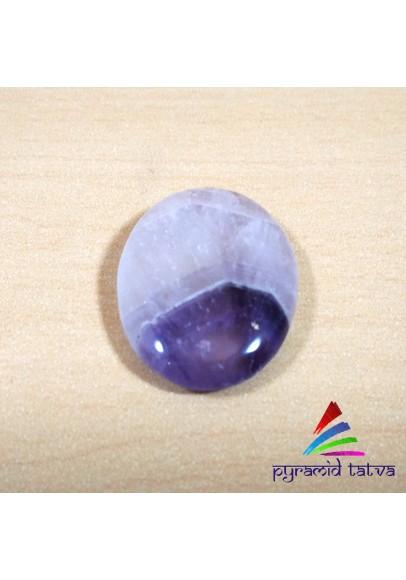 Amethyst Worry Stone (ptw-8452)