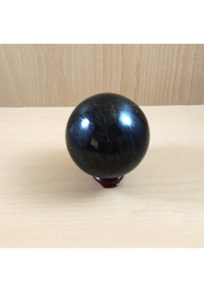 Black Agate Ball (Ptt-654489)