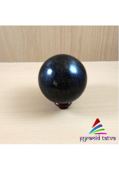 Black Tourmaline Ball (ptb-84234)